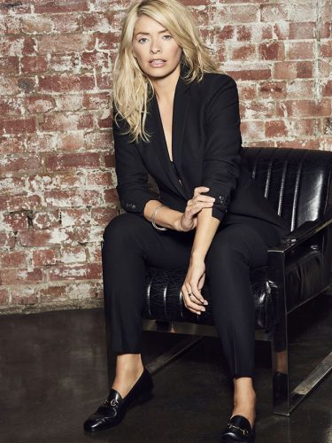 Holly Willoughby gets a very sexy makeover in new campaign ... Emma Bunton 2017