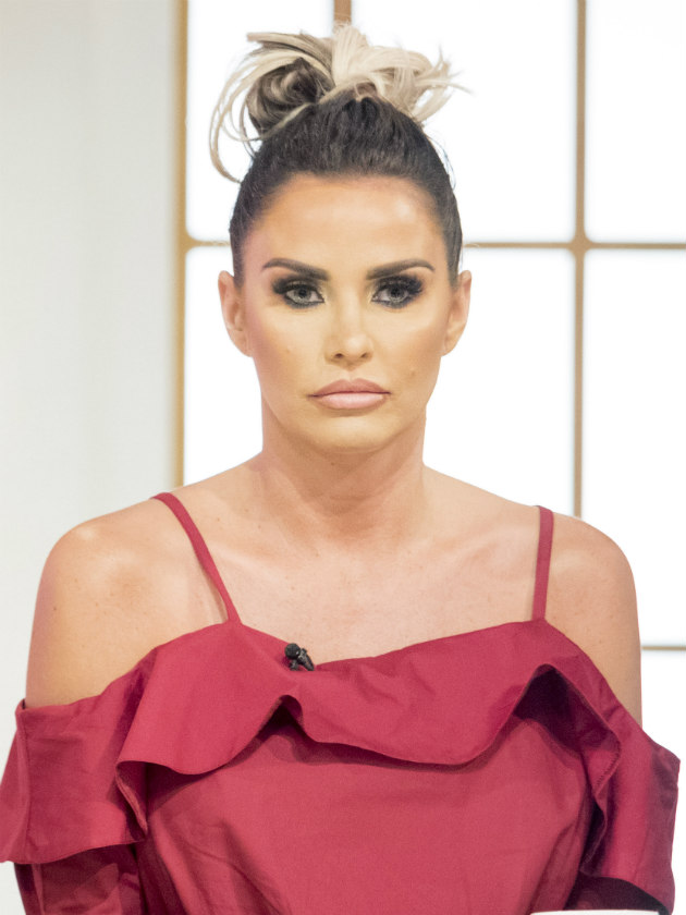 Katie Price gets fans to guess which husband was WORST in bed on tour