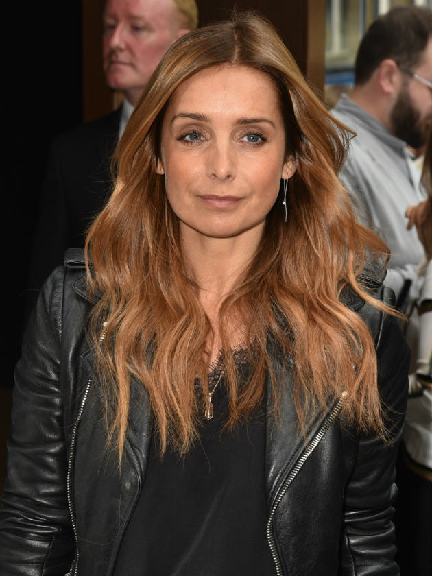 'So sad': Louise Redknapp shares 'family time' picture - without Jamie