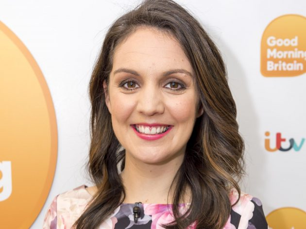 Good Morning Britains Laura Tobin Names Baby Girl After Fellow Gmb Host