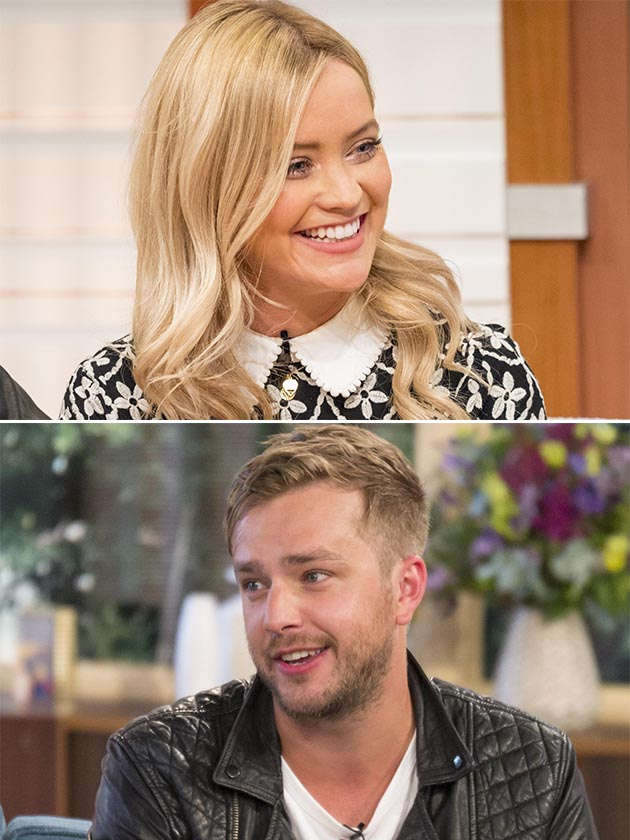 Laura Whitmore and Love Island's Iain Stirling go public with CUTEST pic