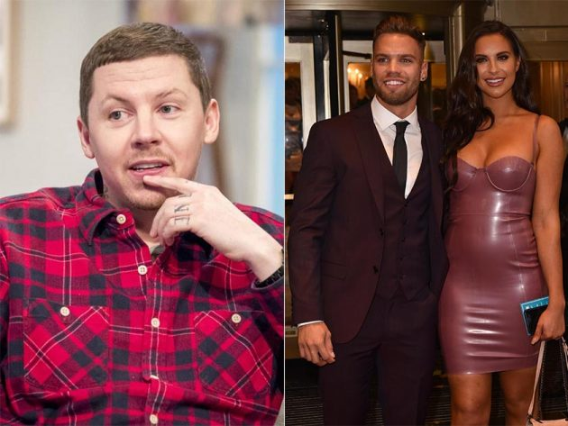 Professor Green Throws Major Shade At Love Island S Jess Shears And Dom Lever