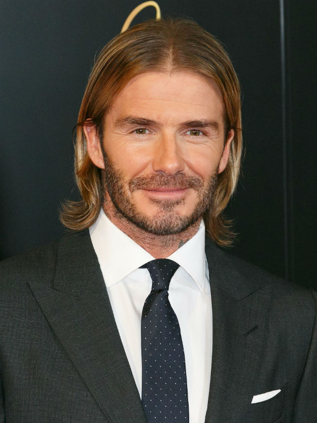 David Beckham Unveils Brand New Hair Transformation And