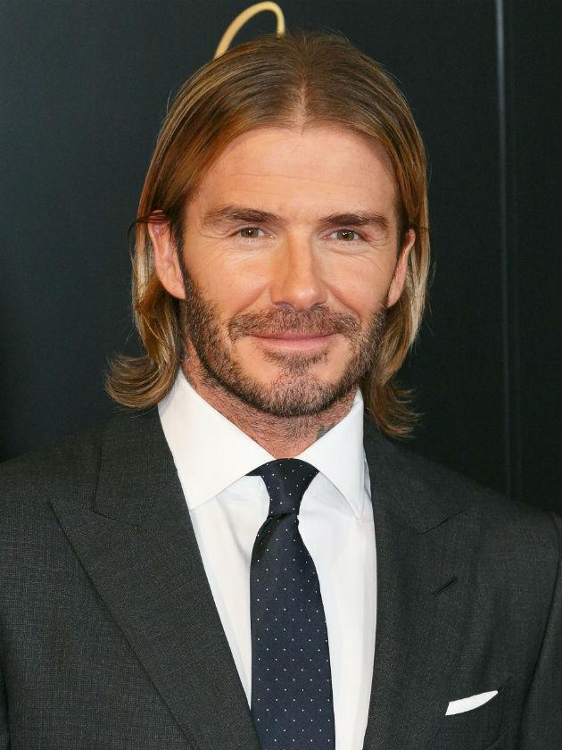David Beckham Unveils Brand New Hair Transformation And
