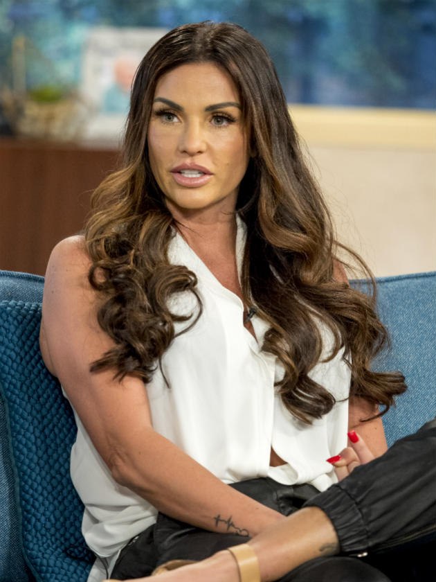 Katie Price reveals why she will never name the celebrity ...