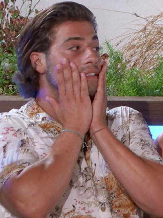 Kem Cetinay suffers MAJOR mishap as he picks up Love Island award