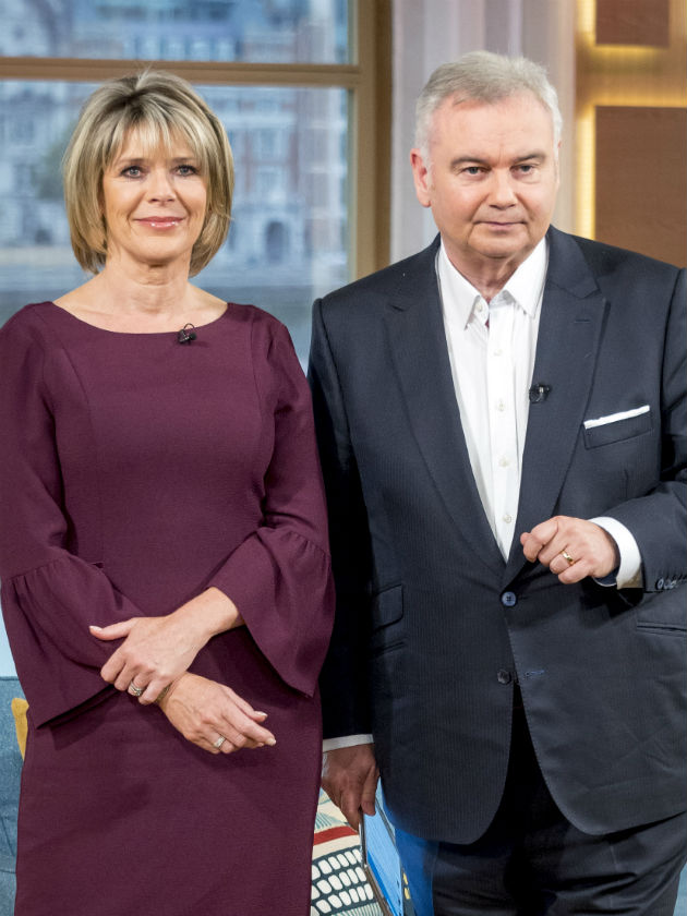 Eamonn Holmes on the Strictly curse: 'Ruth's not going to do a Louise'