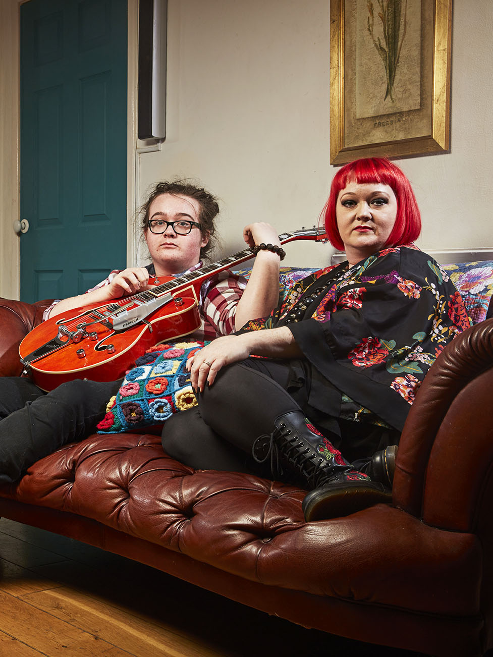 Find out everything about edgy Gogglebox family The McCormicks