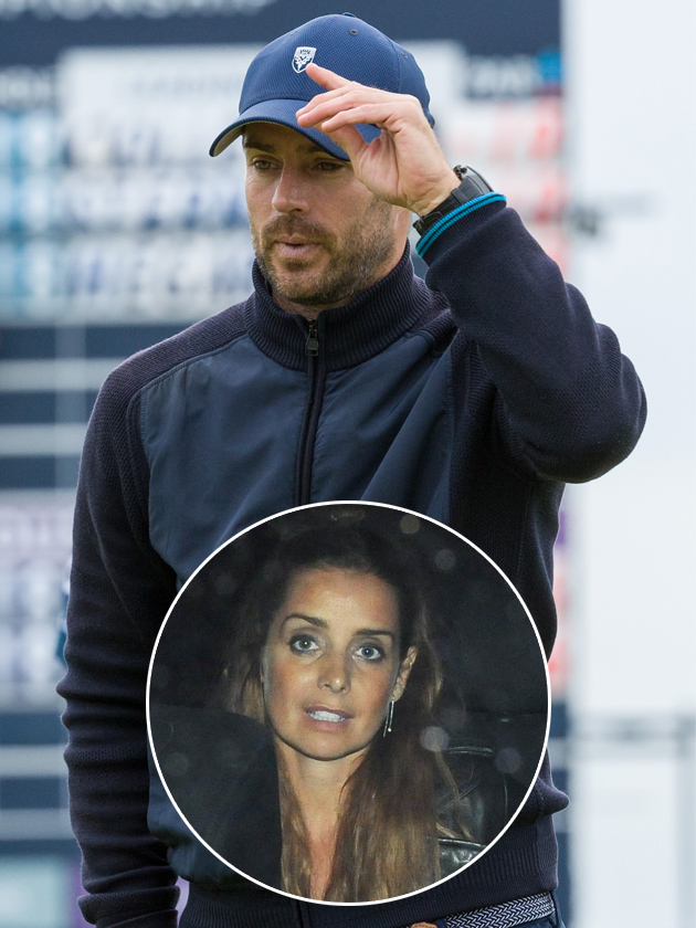 Louise Redknapp told by Jamie: 'I don't want a part-time wife!'