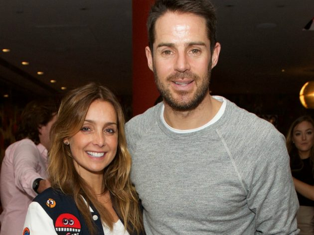 Louise and Jamie Redknapp divorced in just 20 seconds after London