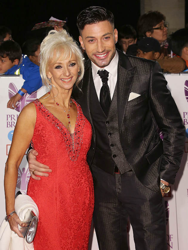 Nov 2018. Debbie McGee: Its all crackers Strictly star addresses Giovanni.