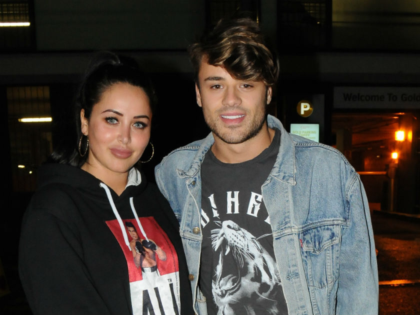 Marnie Simpson BACK with Casey Johnson as she shares cute date night snaps