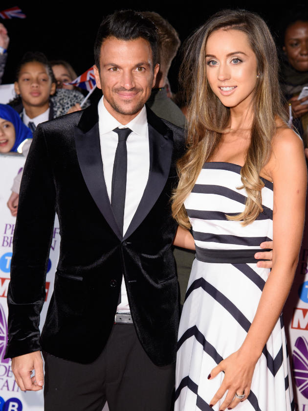 Celebrity news peter andre peter andres wife emily makes very rude confession about him in cheeky valentines day card bookmarktalkfo Image collections