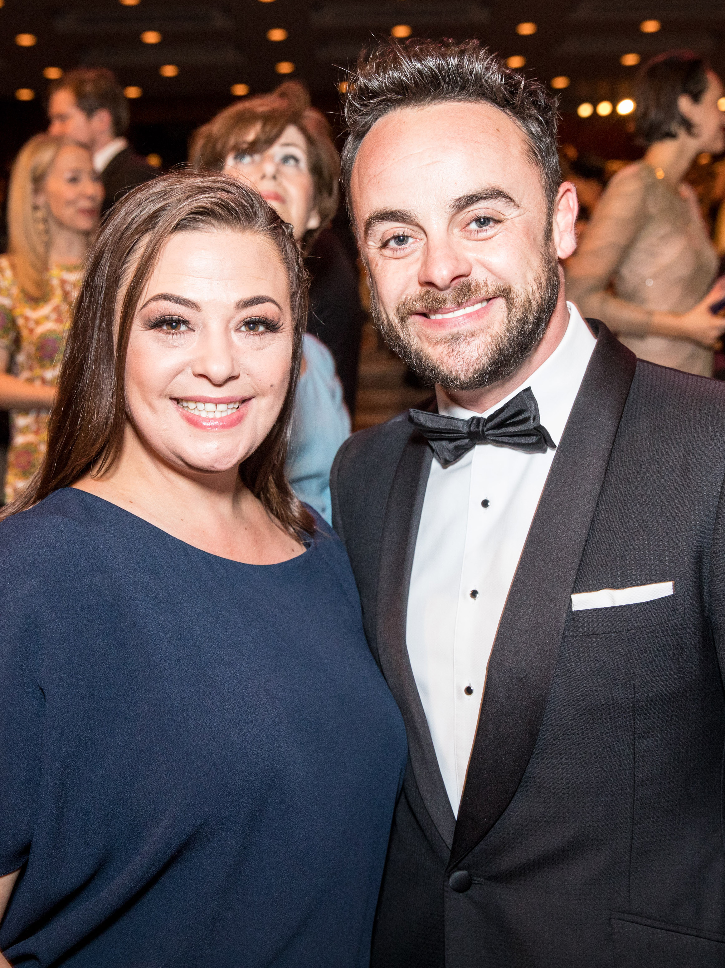 Ant Mcpartlin S Wife Lisa Armstrong Dismisses Marriage