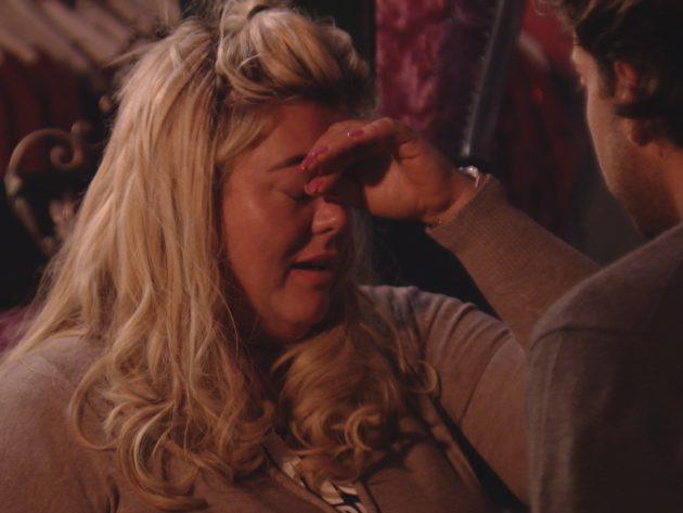ec2eaa1f466 TOWIE news! Emotional Gemma Collins leaves Essex over James Argent