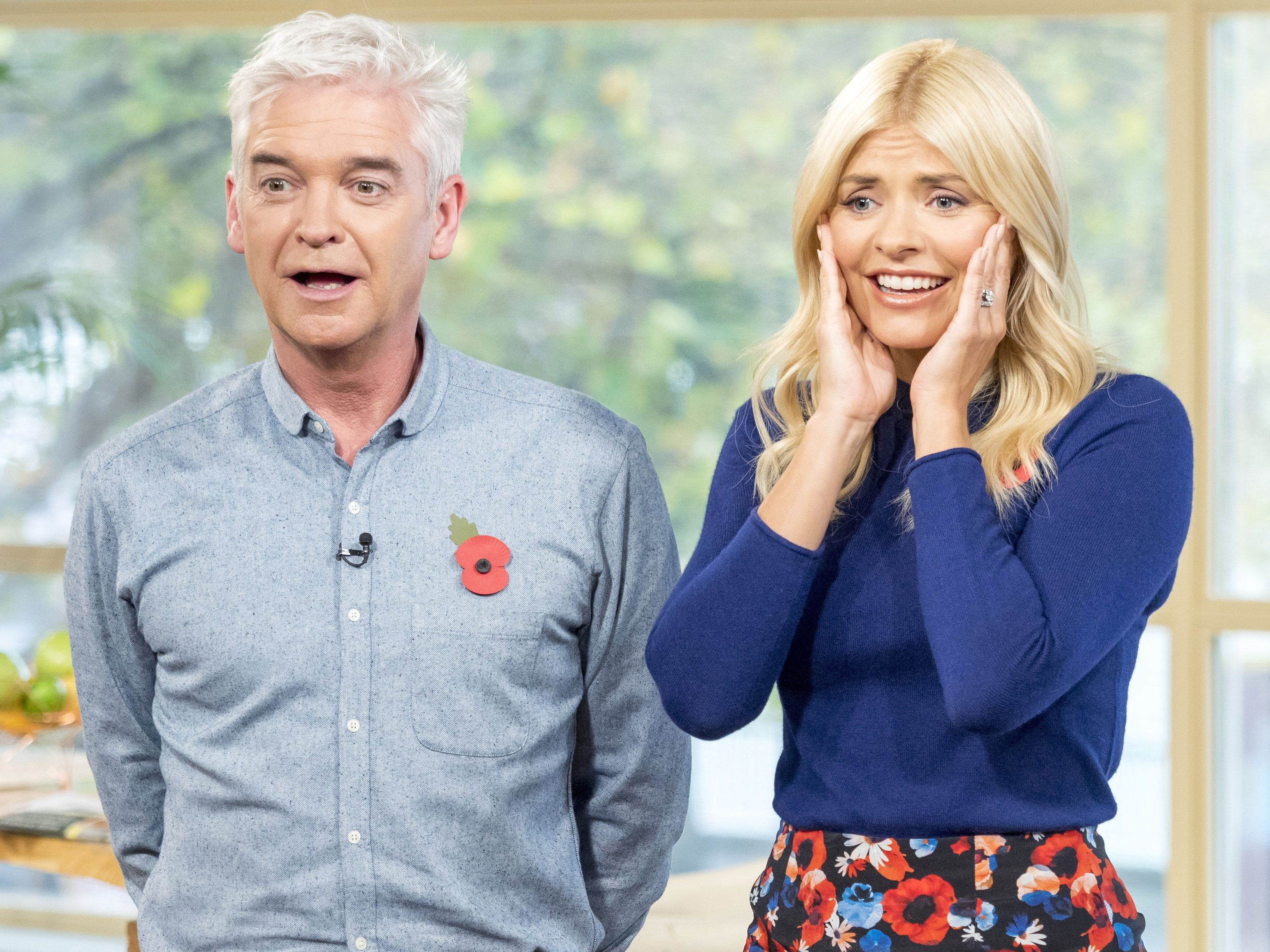 Will Holly Willoughby Replace Ant McPartlin On TV This Autumn forecast