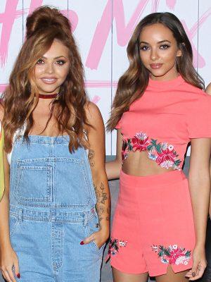 'Look like twins!' Little Mix