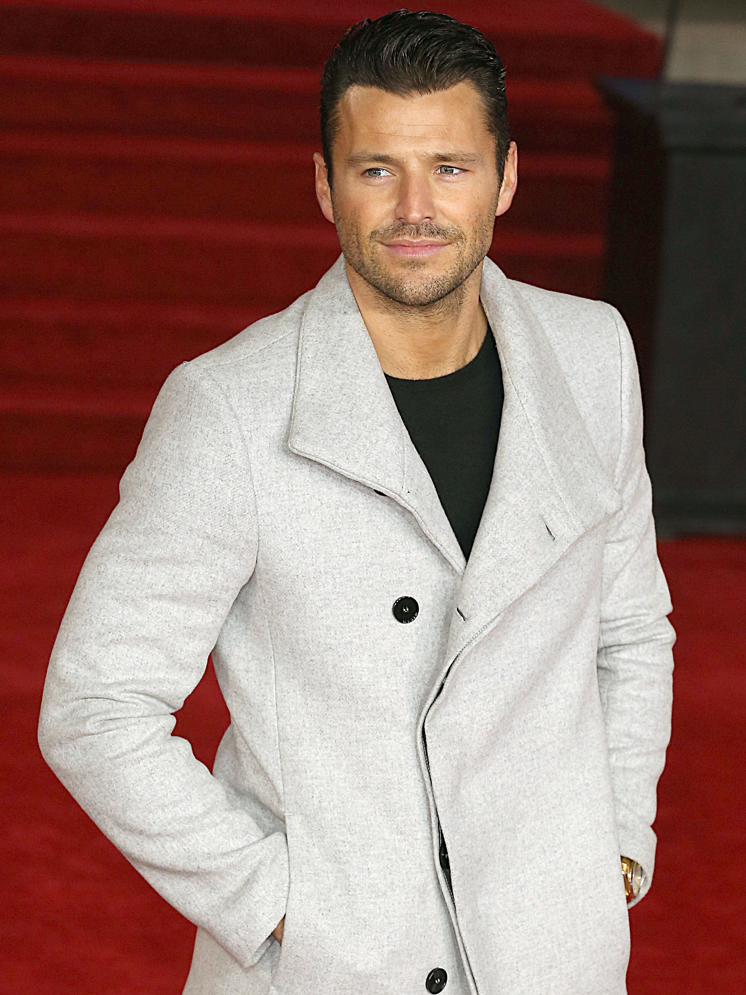 Mark Wright fires back...