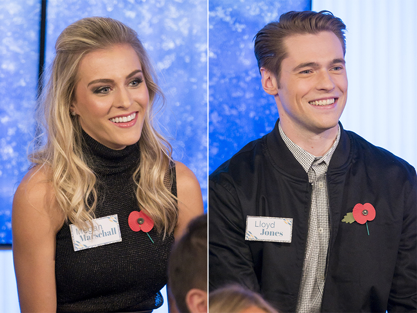 Dancing On Ice Stars Quit After Clashing Over Their Former Romance