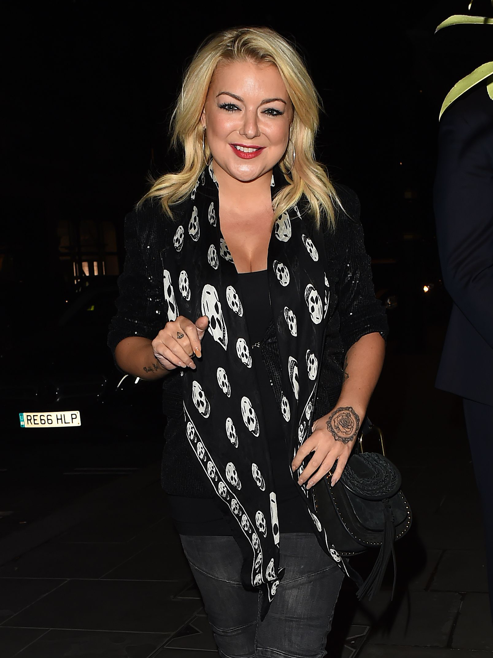 Sheridan Smith reveals dramatic transformation as she announces exciting news