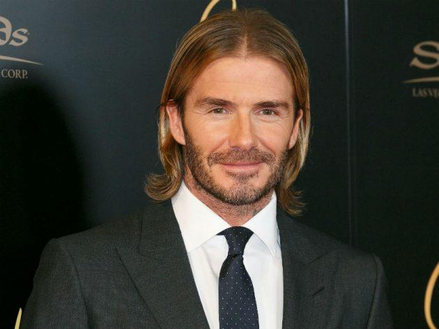 David Beckham Unveils Brand New Hair Transformation And Fans LOVE It - David beckham new hairstyle