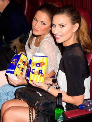 Friends again?! Sam Faiers and Ferne McCann put their feud aside for THIS special reason