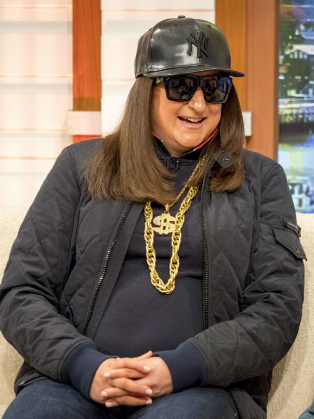 221cc6085001 X Factor s Honey G is unrecognisable after shock glamorous makeover