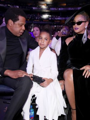 OMG! Beyonce and Jay Z react in hilarious way after Blue Ivy Carter does THIS at expensive art auction