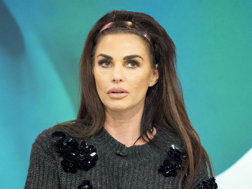Lauren Goodger admits her 'heart breaks' for pal Katie Price: 'This is a cry for help'