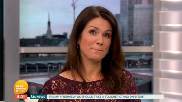Susanna Reid reveals she was DUMPED because she's given up booze: 'It just ceased to be'