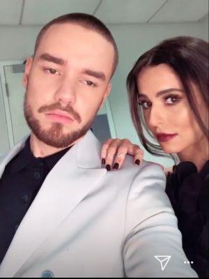 Cheryl and Liam Payne: Inside