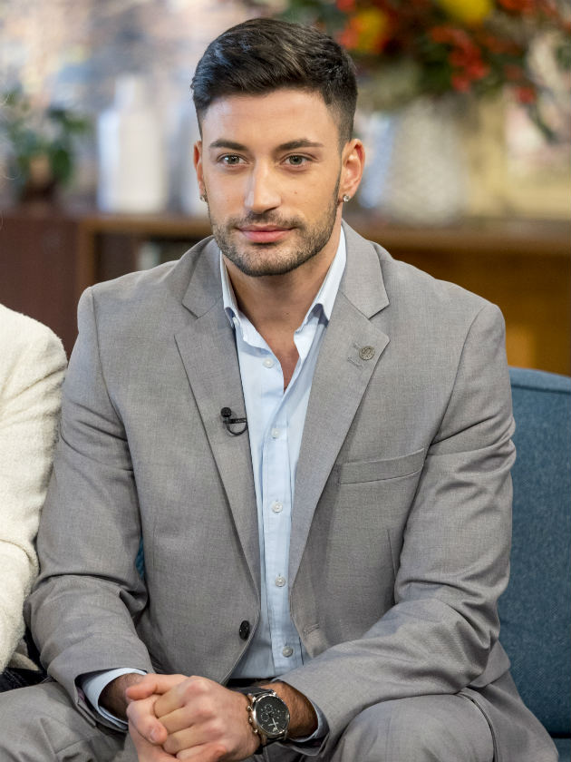 Strictlys Giovanni Pernice Confirms Romance With TOWIE