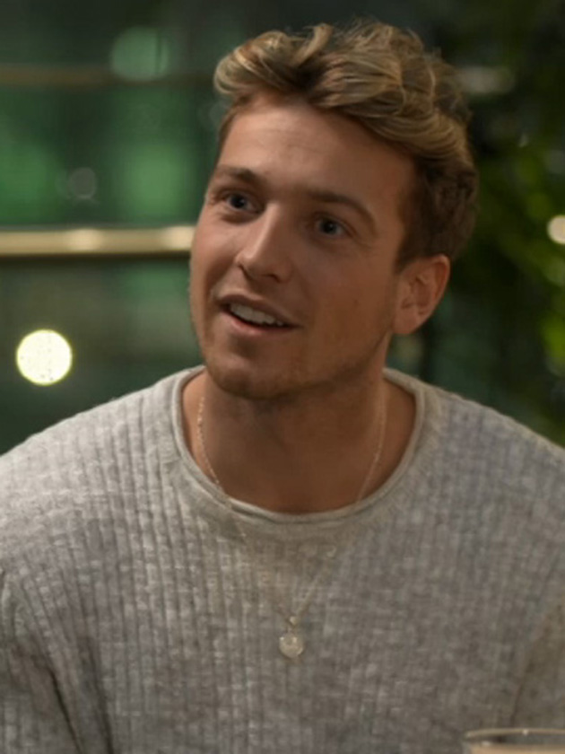 Love Wins >> Is THIS Celebs Go Dating star Sam Thompson's secret girlfriend?!