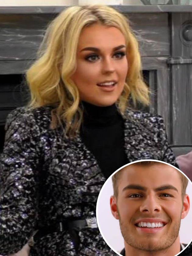 Seb celebrity goes dating