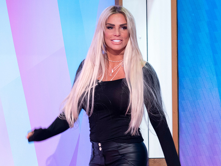 Katie Price reveals she's training to become a PARAMEDIC