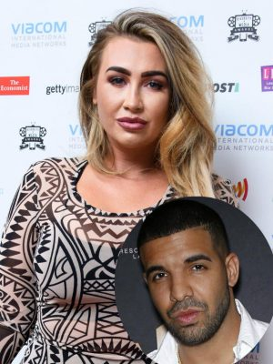 OMG! Lauren Goodger claims Drake once tried to FLIRT with her on star-studded night out