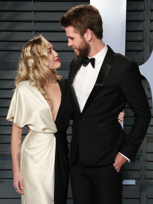 Miley Cyrus Shares Tons Of Loved Up Pictures With Liam Hemsworth