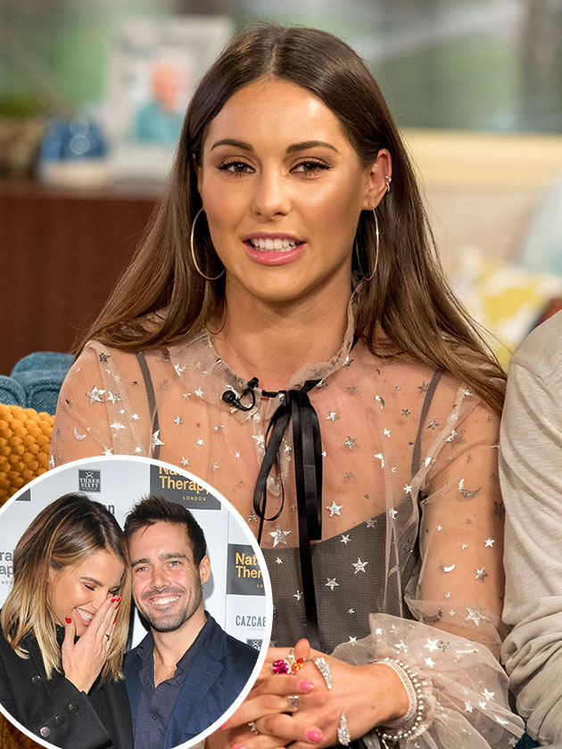 Louise Thompson Throws Shade At Ex Spencer Matthews Over