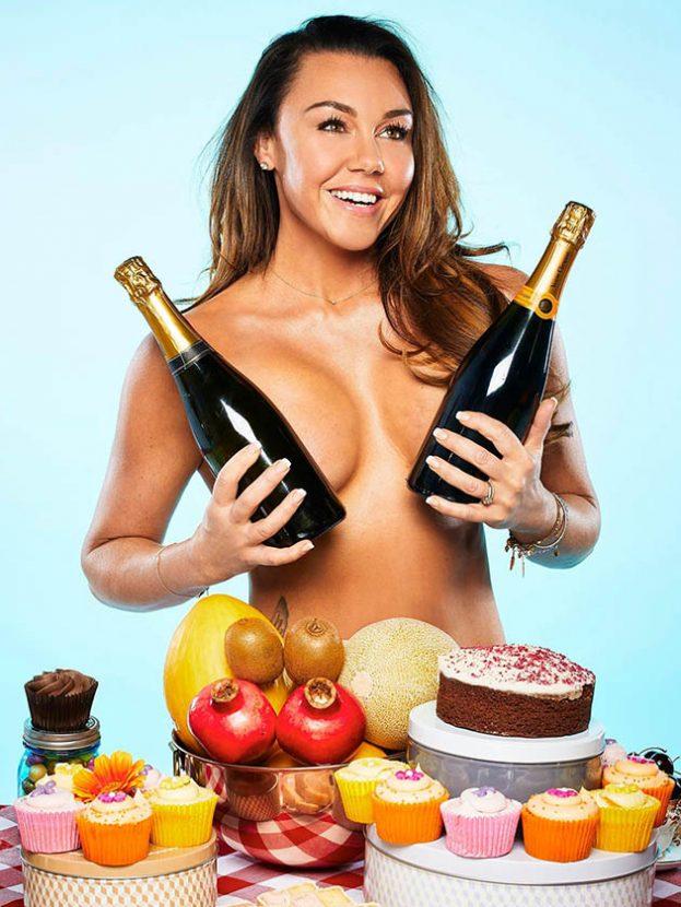 Holly bridget and kenya naked