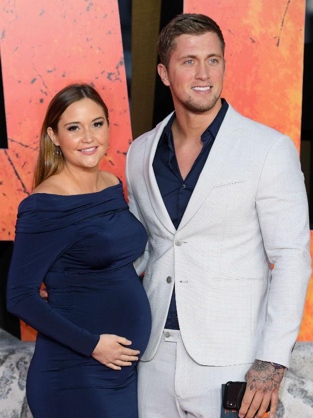 Have pregnant Jacqueline Jossa and Dan Osborne had a shock ...