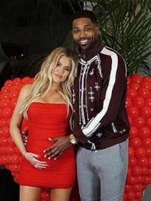 Khloe Kardashian FINALLY reveals her relationship status with 'cheat' Tristan Thompson