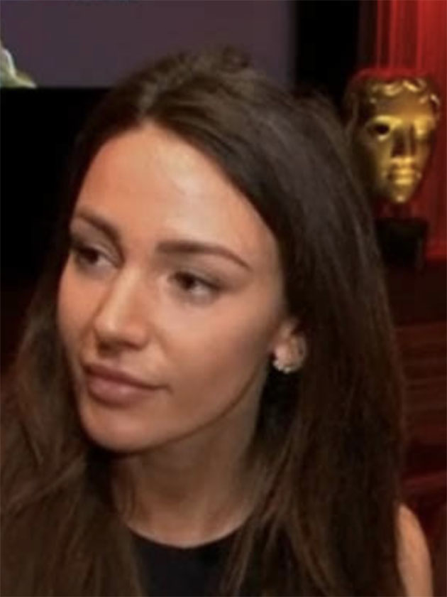 Viewers shocked by Michelle Keegan's 'unrecognisable' face