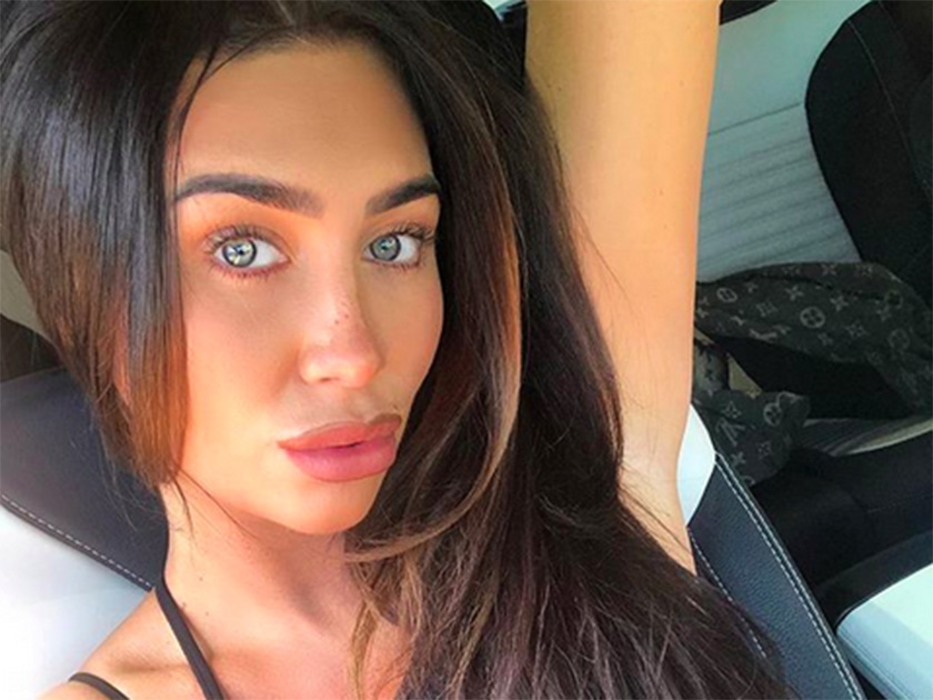 Lauren Goodger Getting Botox Is Like Getting Your Nails Done