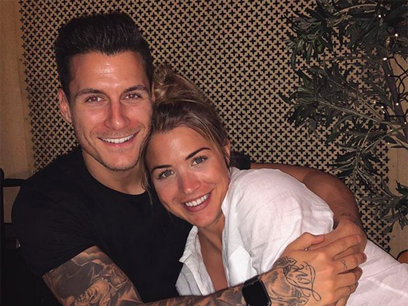 Gorka Marquez shares STUNNING photo of Gemma Atkinson just hours after giving birth