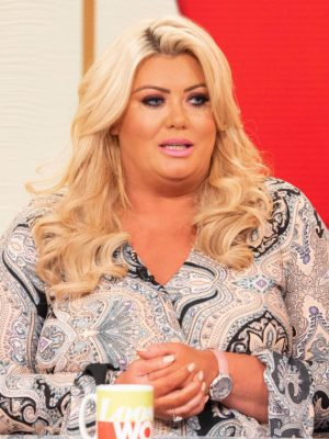 Wow pics! Inside Gemma Collins Essex home – from the HUGE velvet bed to her walk in wardrobe