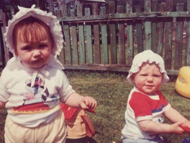 Love Island Laura Anderson baby photo