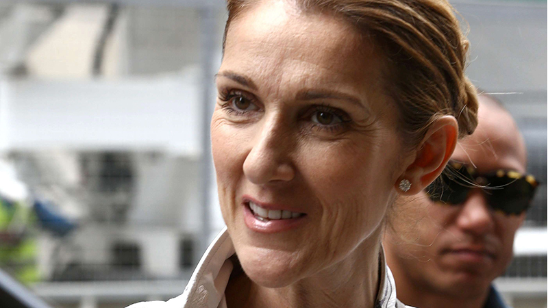 Shock Transformation Celine Dion Is Unrecognisable With New Hair