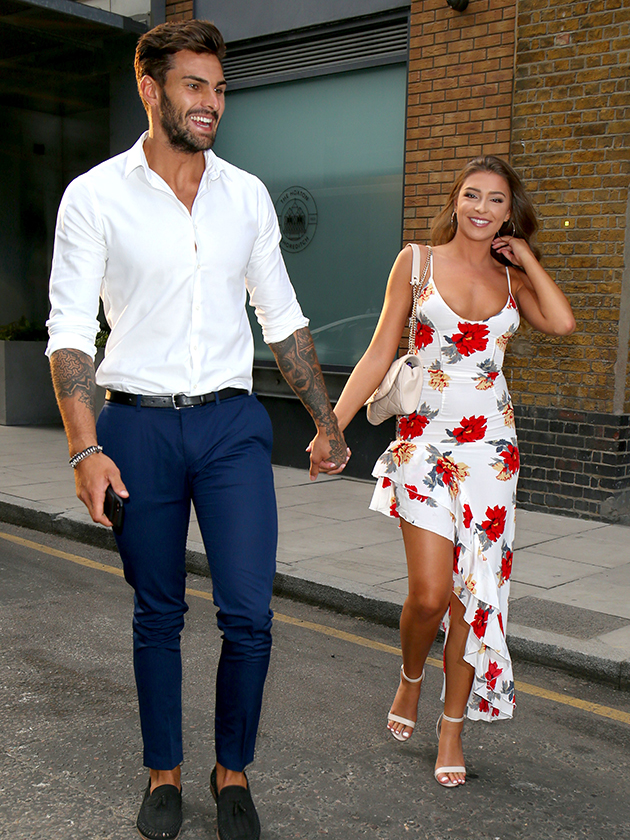 What Is A Bump Key >> Awks! Love Island's Adam comes face-to-face with TWO exes at ITV party