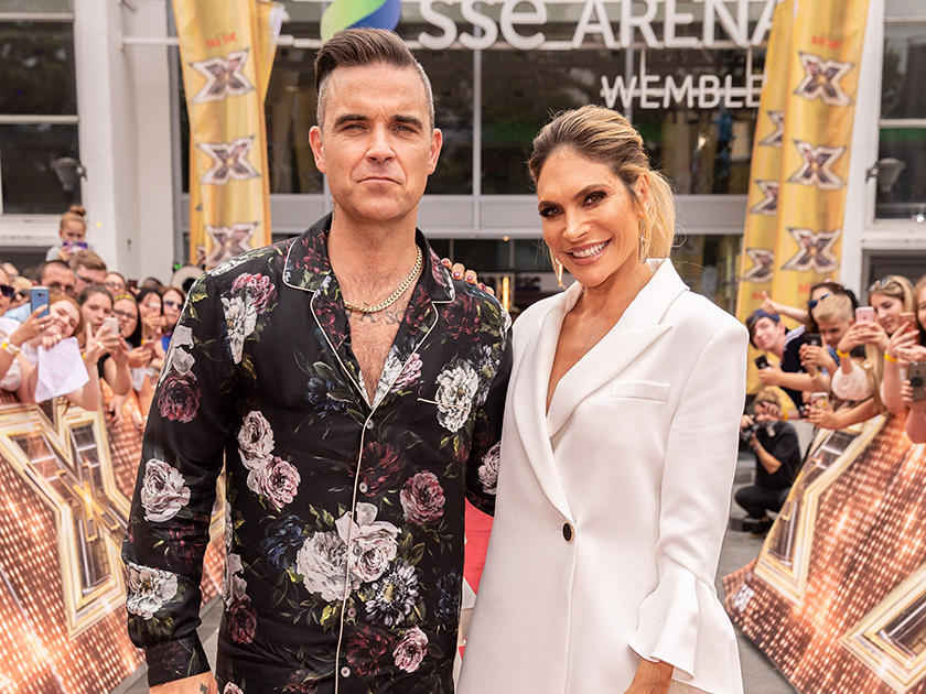 Image result for x factor 2018 judge panel