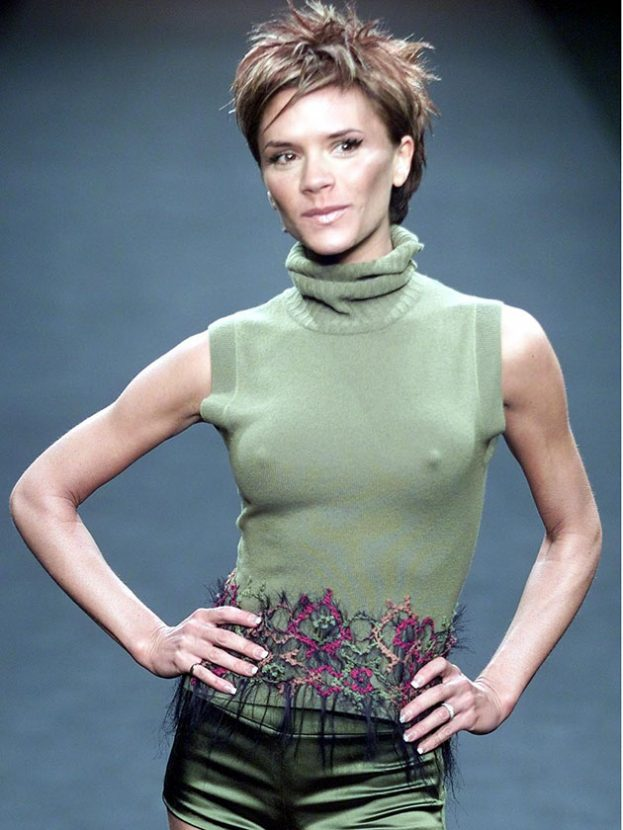 Omg Pics See Victoria Beckham S Incredible Transformation